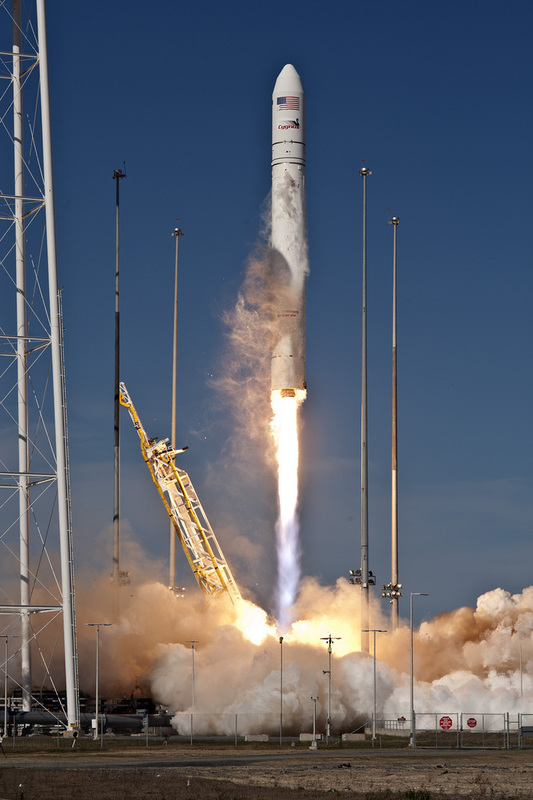 Photo: Orbital Sciences