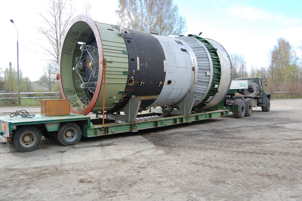 URM-2 Testing - Photo: Khrunichev