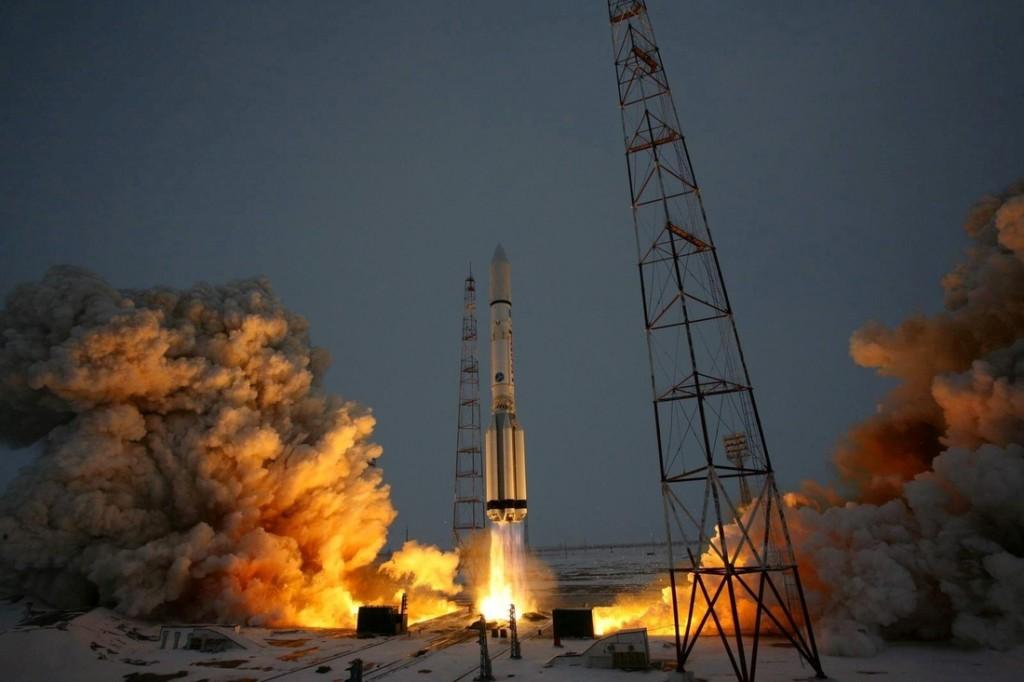 Proton-M - Photo: Roscosmos