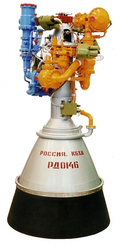 RD-0146 Engine - Photo: KBKhA