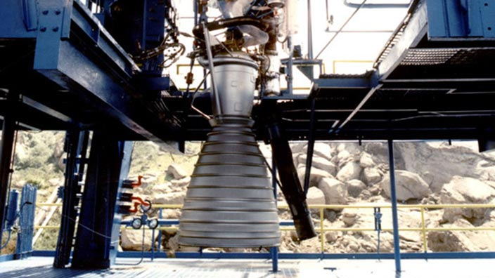 Photo: Aerojet Rocketdyne