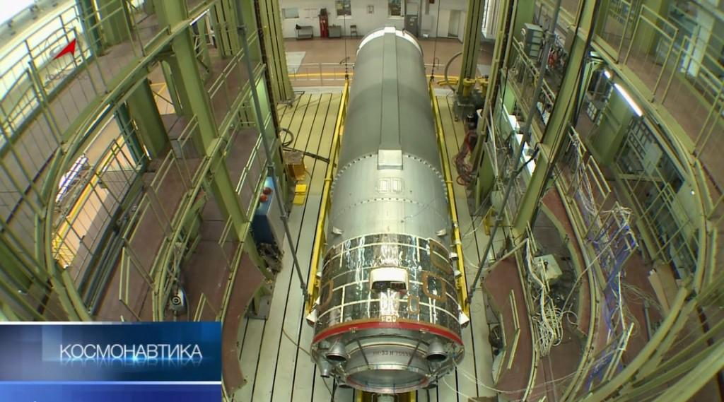 Image: TV Roscosmos