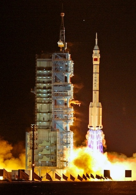 Photo: China Academy of Launch Vehicle Technology