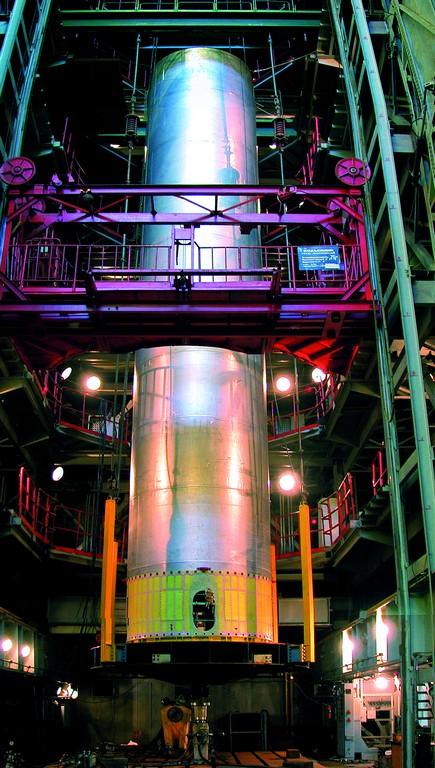 Assembled URM-1 - Photo: Khrunichev