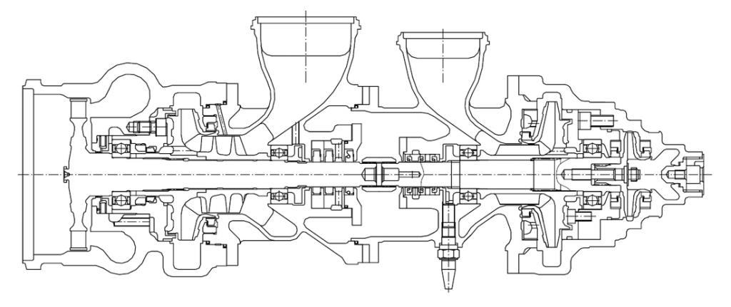 RD-0124 Turbopump - Image: KBKhA