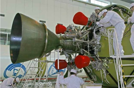 Image: China Academy of Launch Vehicle Technology