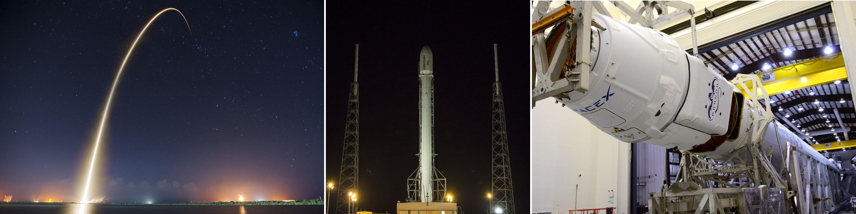 Falcon 9 v1.1 & F9R – Rockets