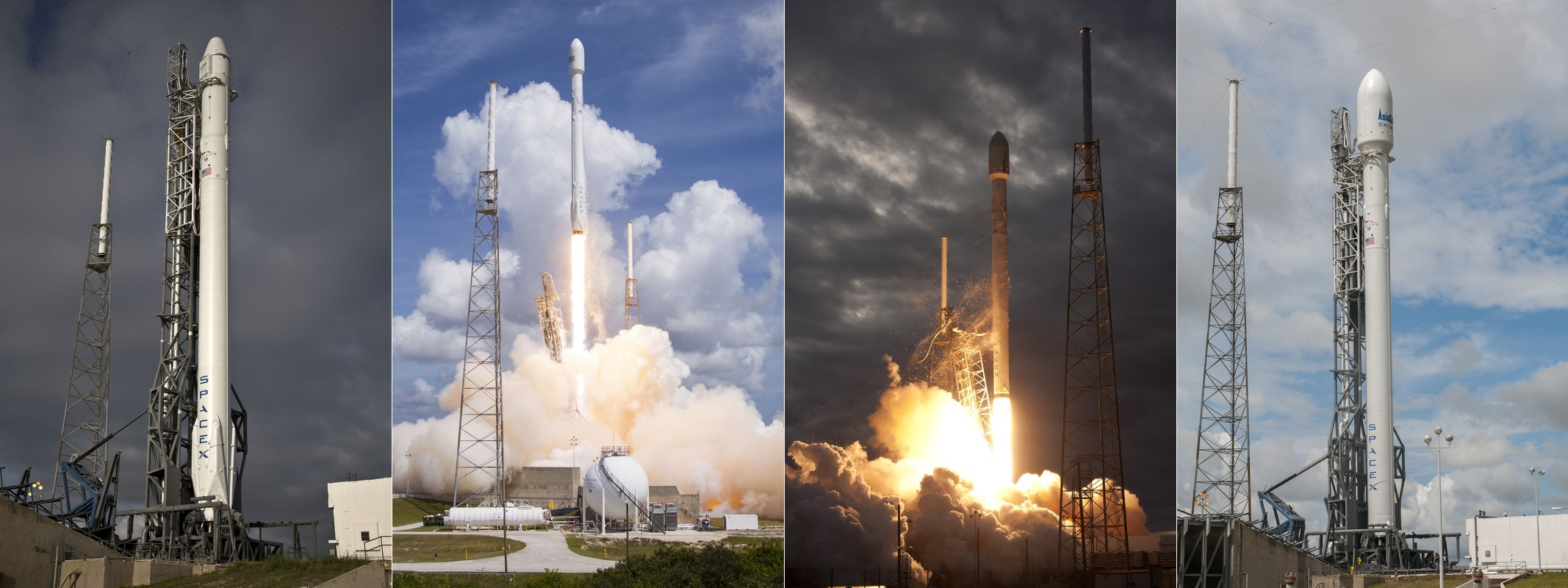 Photos: SpaceX