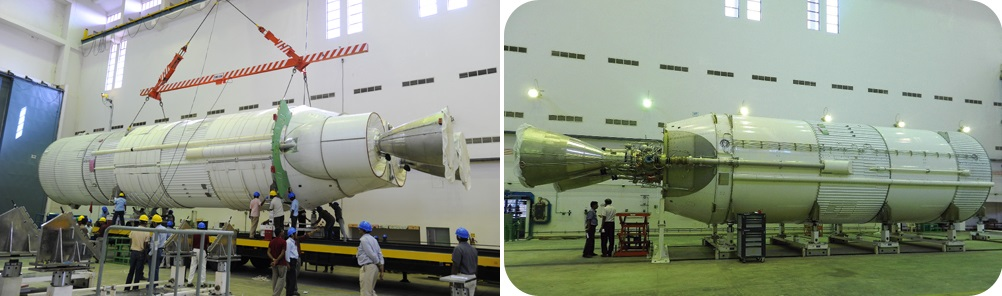 Photos: Indian Space Research Organization