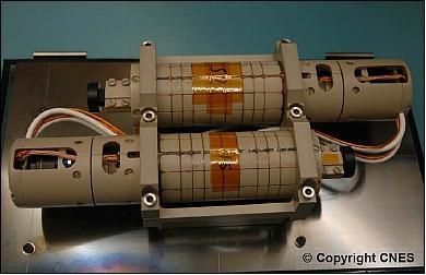 Redundant ASM Sensors - Image: CNES