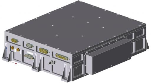 Data Processing Unit - Image: CNES