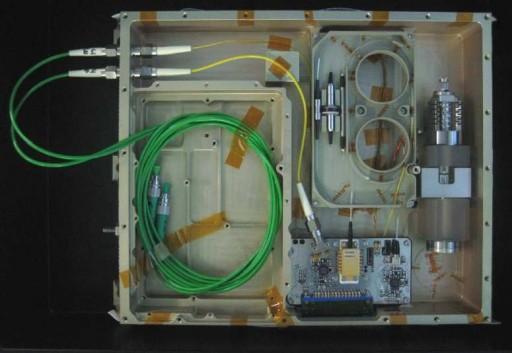 Laser Module - Photo: CNES