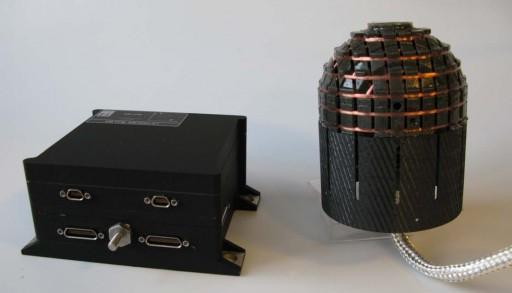 Data Processing Unit & Sensor Head - Photo: DTU Space